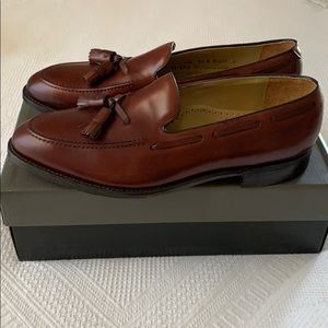 Johnston & Murphy Tassle shoes